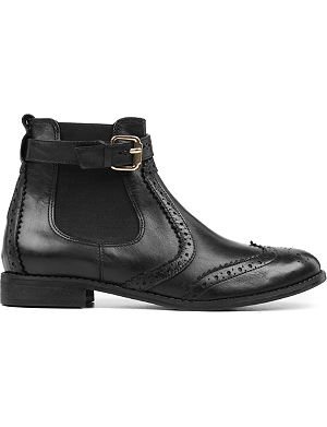 CARVELA Slow leather ankle boots