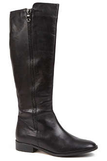 CARVELA Wanda leather riding boots