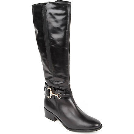 CARVELA Willing knee-length boots (Black