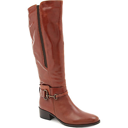 CARVELA Willing knee-length boots (Brown