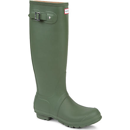 HUNTER Original ll wellies (Khaki