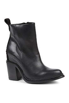 KG BY KURT GEIGER Stand leather ankle boots