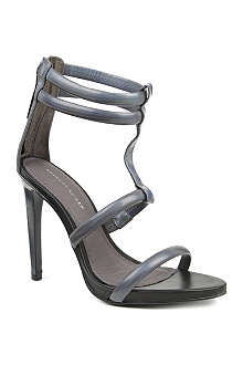 KG BY KURT GEIGER Grace leather sandals