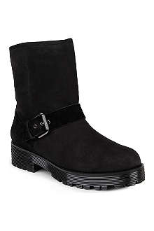 KG BY KURT GEIGER Snow suede ankle boots
