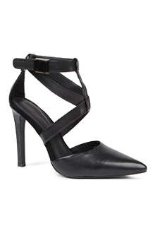 KG BY KURT GEIGER Christy leather shoes