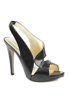 NINE WEST Joansa leather sandals