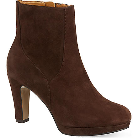 NINE WEST Pook ankle boots (Brown