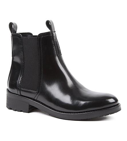KG KURT GEIGER Stomp Chelsea boots (Black