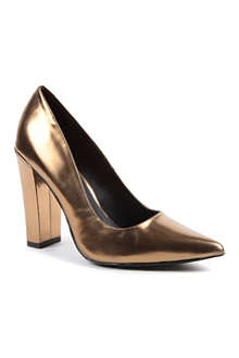 KG BY KURT GEIGER Calista leather courts