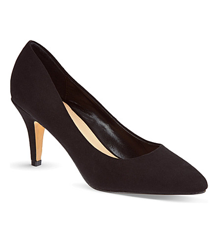 CARVELA Kairo court shoes (Black