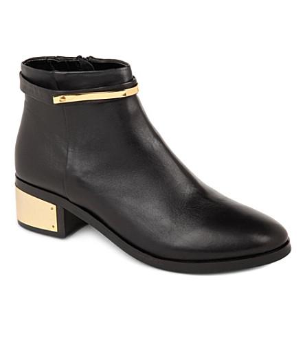 KG KURT GEIGER Vice ankle boots (Black