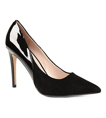 CARVELA Ash court shoes (Black