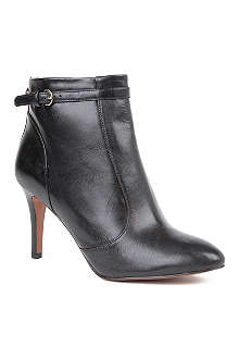 NINE WEST Mainstay leather ankle boots