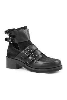KG BY KURT GEIGER Trunk leather ankle boots