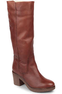 CARVELA Walk leather knee-high boots