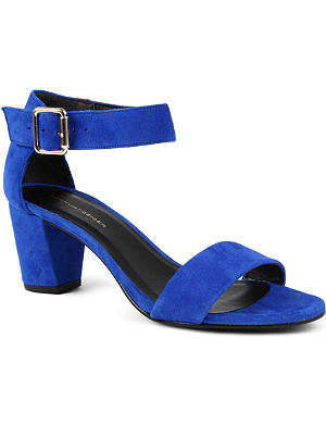 KG KURT GEIGER Nina suede sandals