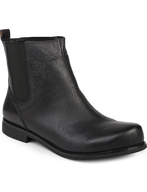 NINE WEST Figama leather Chelsea boots