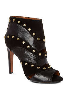 NINE WEST Ezzy leather ankle boots