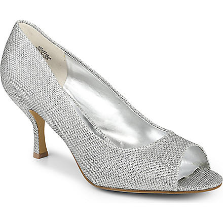 NINE WEST Quinty22 embellished court shoes (Silver