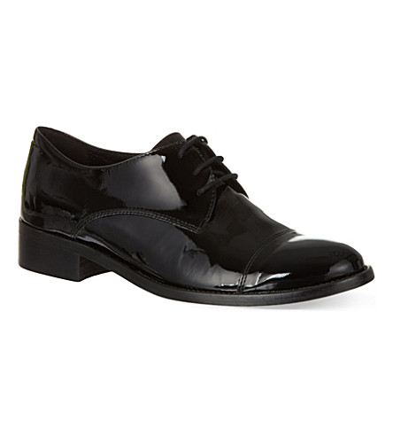 CARVELA Lance derby shoes (Black
