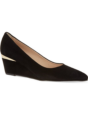 CARVELA Avenue wedge court shoes