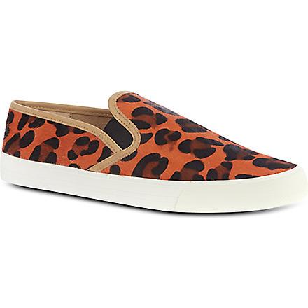 CARVELA Lorenzo loafers (Orange