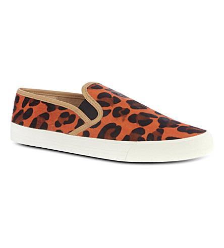CARVELA Lorenzo loafers (Orange