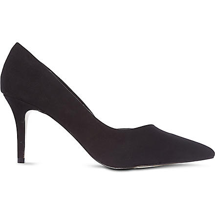 CARVELA Abyss court shoes (Black