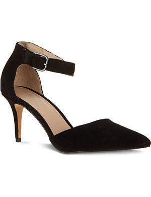 CARVELA Argue suede court shoes