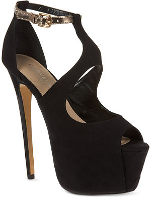 CARVELA Ginny suede sandals