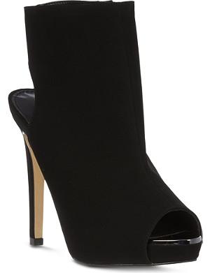 CARVELA Game faux-suede shoe boots