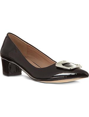 CARVELA Alpha patent court shoes