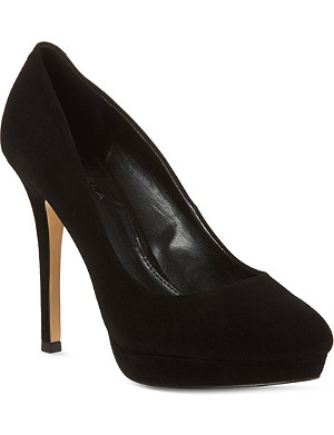 CARVELA Atkins suede court shoes