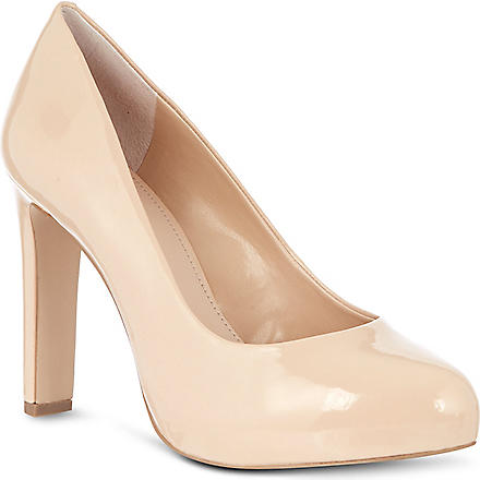CARVELA Aware court shoes (Nude