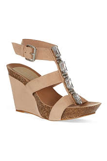 CARVELA Kayleigh wedge sandals