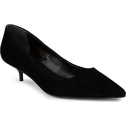 CARVELA App suede courts (Black