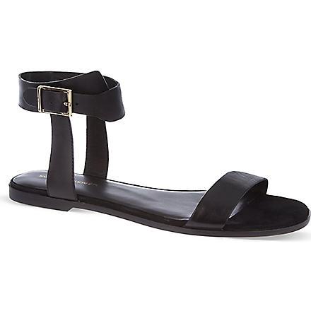 KG KURT GEIGER Maddox sandals (Black
