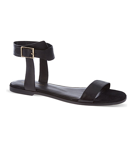 KG KURT GEIGER Maddox sandals (Black