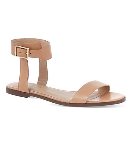 KG KURT GEIGER Maddox sandals (Nude