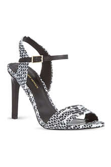KG BY KURT GEIGER Jamie snake sandals