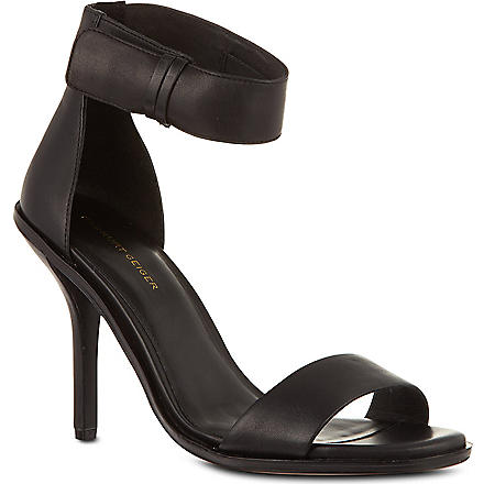 KG BY KURT GEIGER Jade sandals (Black