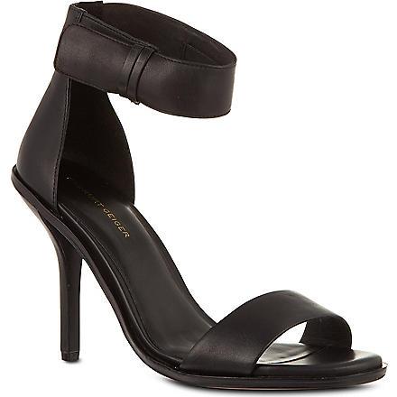 KG KURT GEIGER Jade sandals (Black