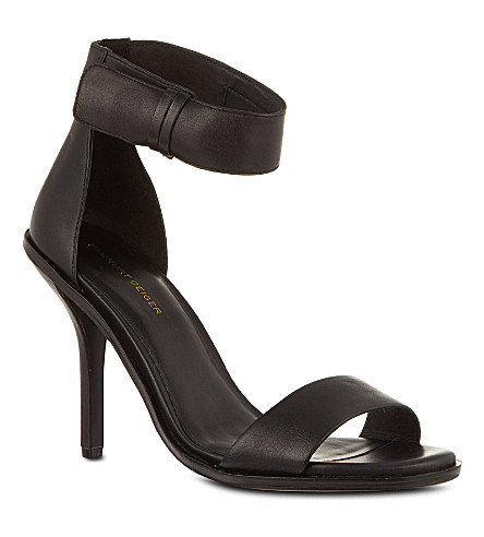 KG KURT GEIGER Jade sandals (Black