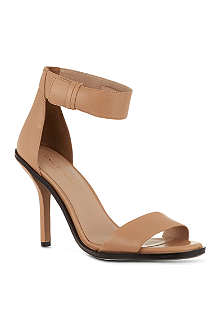 KG BY KURT GEIGER Jade leather sandals
