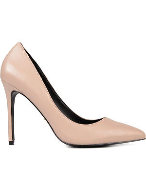 KG KURT GEIGER Bailey leather courts