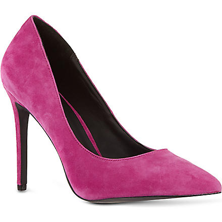 KG BY KURT GEIGER Bailey court shoes (Fushia