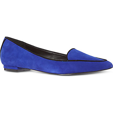 KG KURT GEIGER Lacey loafers (Blue