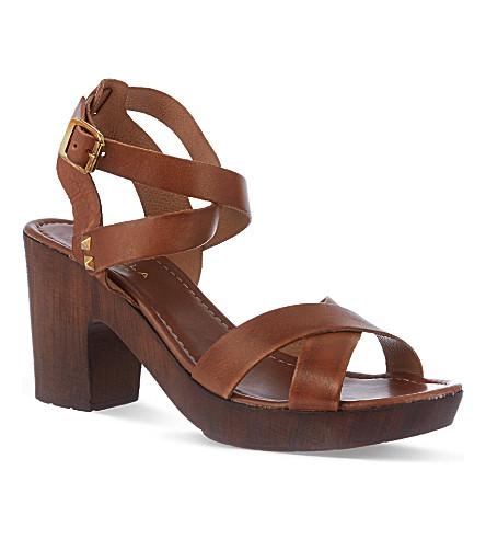 CARVELA Krave sandals (Tan