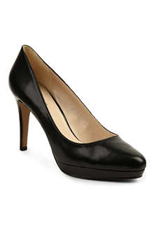 NINE WEST Beautie 20 leather courts