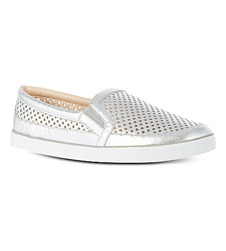 NINE WEST Brodie trainers (Silver